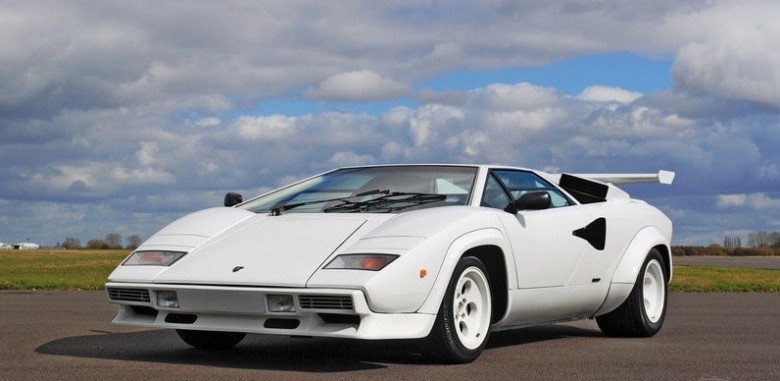 Very Rare 1982 Lamborghini Countach Is Up For Sale