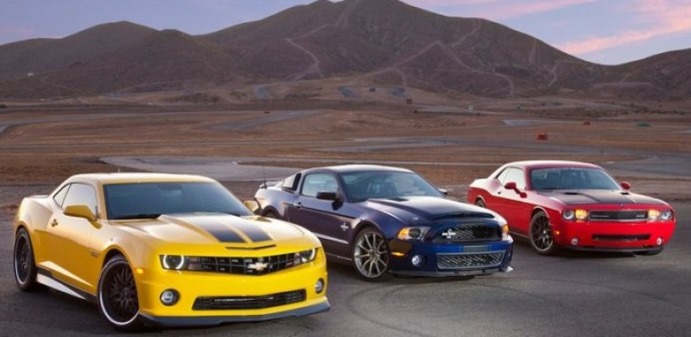 Modern Muscle Cars Which One Is The Best