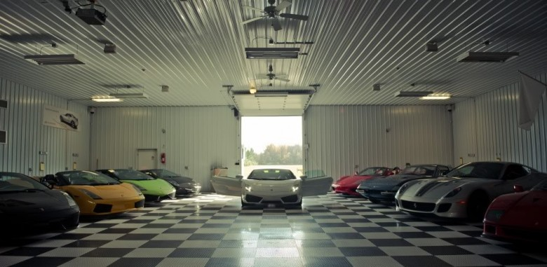 Dream Car Garage Whats Better Than One Exotic Ten Exotics