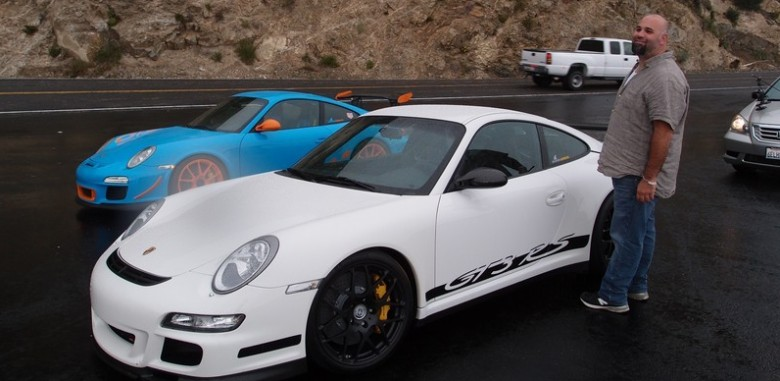 Video Joe Rogan S Sharkwerks Porsche Gt3 Rs