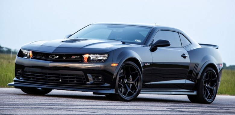 Supercar Kryptonite: Hennessey Performance offers Camaro Z/28 Packages