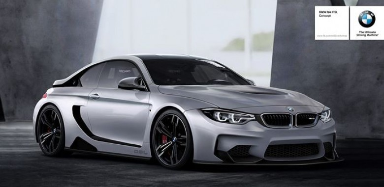 BMW M CSL Could Be Freakin Awesome - Awesome bmw