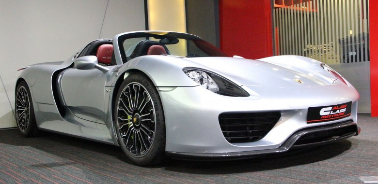 CarVerse Epic Find of the Day: 918 Spyder