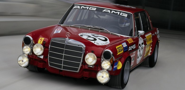 The Greatest Mercedes Ever Made: 1968 Mercedes 300 SEL 6.3