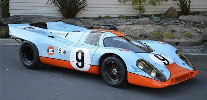 CarVerse Epic Find of the Day: 1969 Porsche 917K