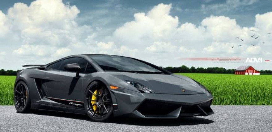 lamborghini gallardo superleggera on adv 1 wheels. Black Bedroom Furniture Sets. Home Design Ideas