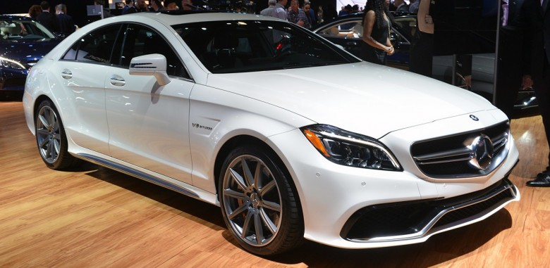 Los angeles 2016 mercedes benz cls63 amg s 4matic will for Mercedes benz los angeles dealers