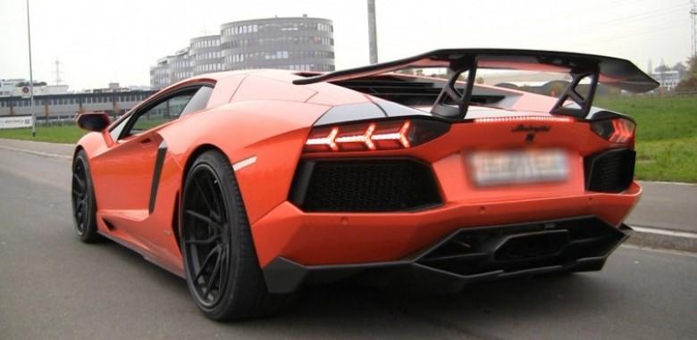 Epic Lamborghini Aventador Launch Control Flames Amp Pure