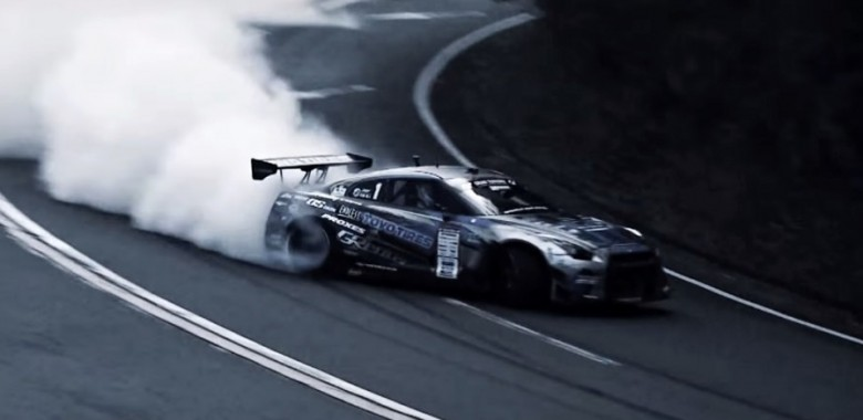 Nissan R35 Gt R Is The New Drift King At Japan S Hakone Mountain Turnp