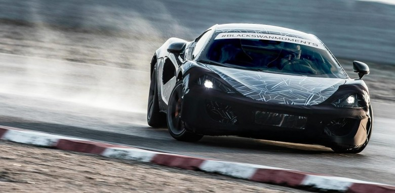 McLaren P13 To Churn Out Well Over 500 Horsepower