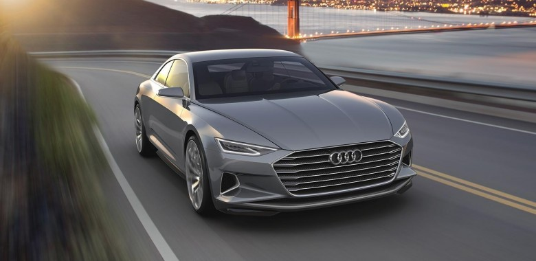 Audi Prologue Concept Systems Previewed