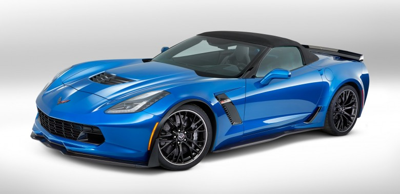 2015 Chevrolet Corvette Z06 Review First Drive