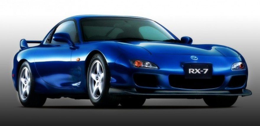 The Return of the Mazda RX-7