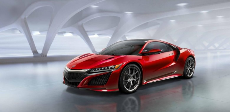 Acura NSX May Offer Track Package