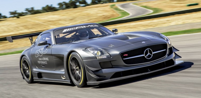 First drive Mercedes-AMG GT3