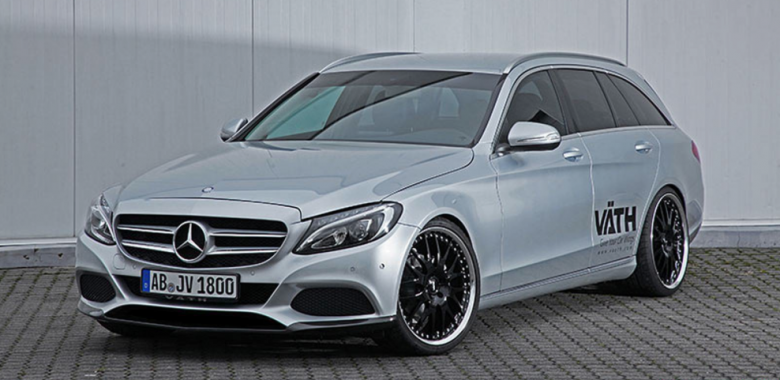 Vath Gives the Mercedes C180 CGI Some Love