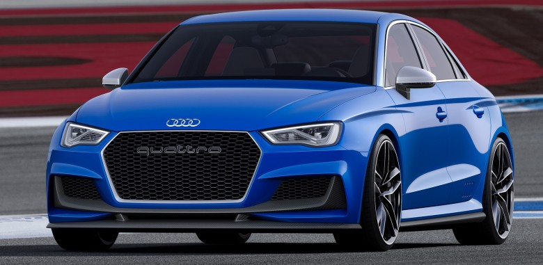 Audi To Bring Rs3 And Q8 To North America