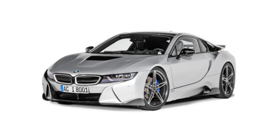 New Bmw I8 Kit From Ac Schnitzer