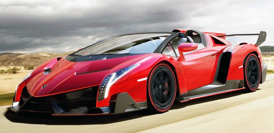 Top 10 Most Expensive Cars in The World of 2015
