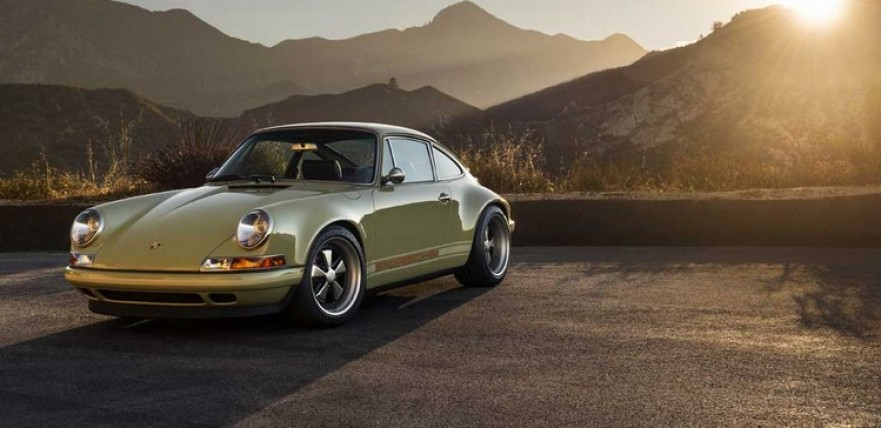 Porsche 911 re-imagined by Singer - best of the best?