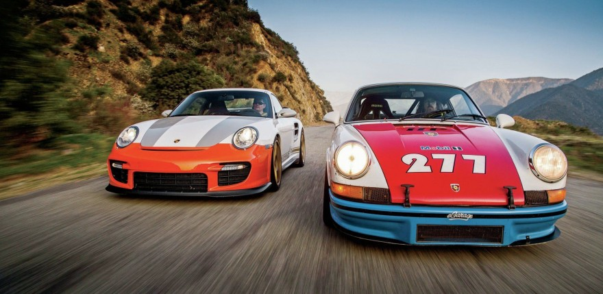 Magnus Walker: His Porsches, His Way