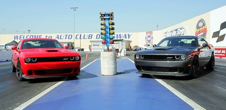 Roadkill Nation Special! 8 Fans vs. Roadkill Hosts in Dodge Hellcats and Vipers