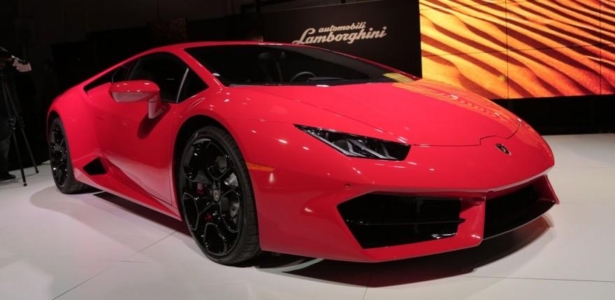 Perfect 2016 Lamborghini Huracn LP 5802 First Look  2015 LA