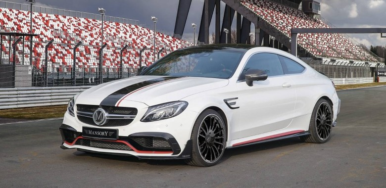 Mansory Boosts the 2019 Mercedes-AMG C63 to 650hp and a New Look