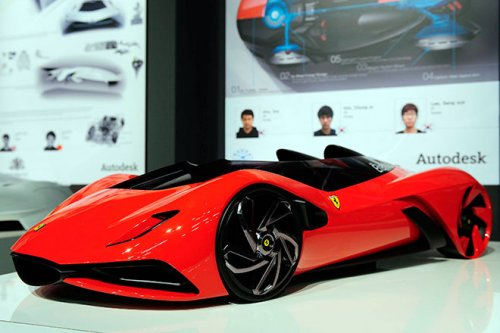 ferrari aims to introduce a new model annually. Cars Review. Best American Auto & Cars Review