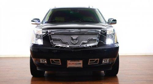 Chrometastic 2012 Cadillac Escalade Esv Lexani Edition Up For Sale