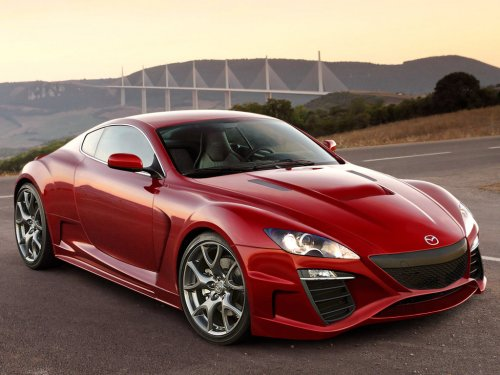 To Save Additional Weight It Is Rumored That Mazda Will Likely Choose A More Traditional Two Door Coupe Design Instead Of The Discontinued Four