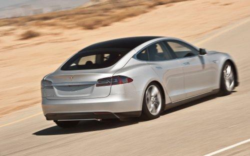 Tesla Model S Gets Updated This Summer