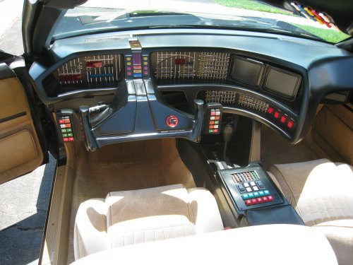CarVerse Epic Find of the Day: Knight Rider Firebird