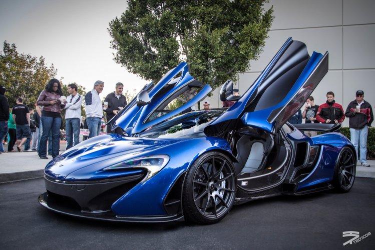 Porsche Newport Beach >> Deadmau5 Adds a McLaren P1 to His Garage