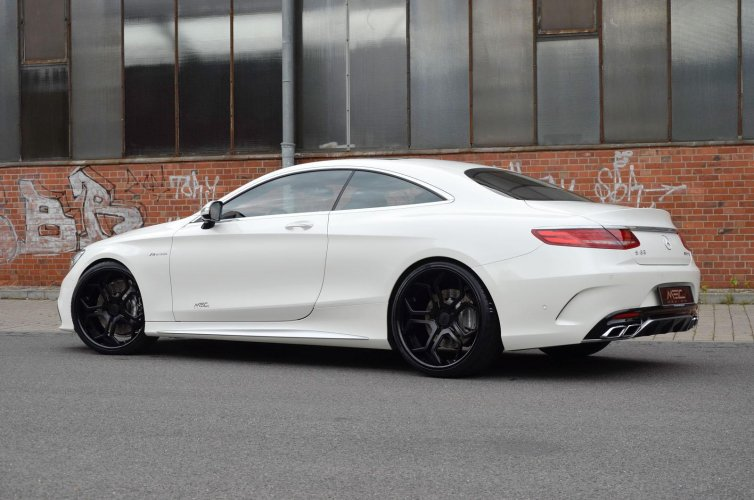 Mec Design S Mercedes Benz S63 Amg Coupe Is Sweet As Sugar