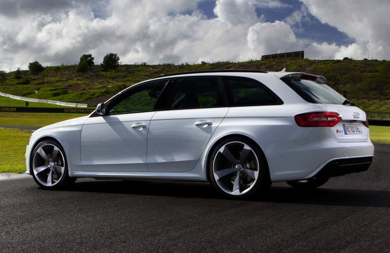 Next Gen Audi Rs4 To Lose V8