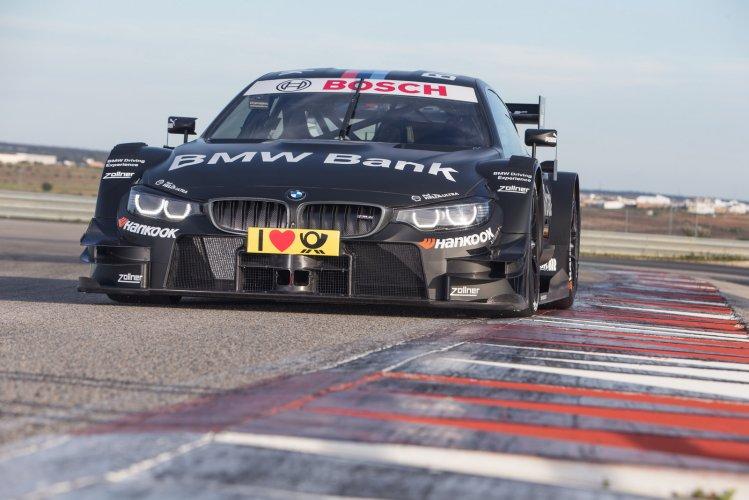 Bmw Debuts The Official M4 Race Car For 2015 Dtm Season