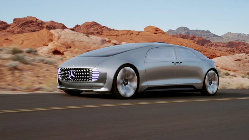 Mercedes f 015 concept luxury in motion for Mercedes benz f 015 price