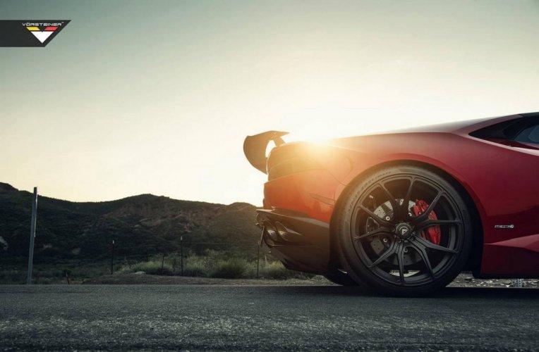 New Vorsteiner Lamborghini Huracan Kit