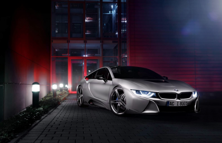 We Would Like To See Some More Power Boosting Upgrades For The I8 But Have Admit This Kit Is Cool