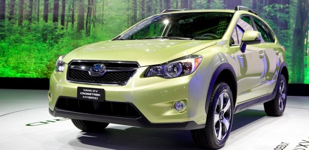 2014 Subaru XV Crosstrek Hybrid pricing