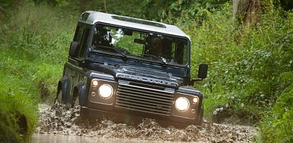Land Rover ending production of the Defender