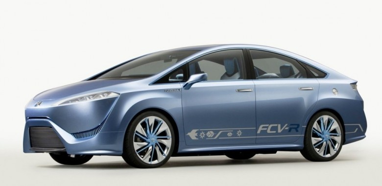 Future Toyota Powertrain Overview