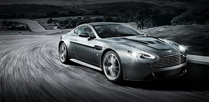 Aston Martin Sticking to V12 Engines