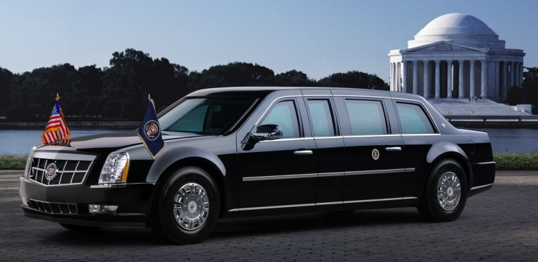 Presidential Limo: World Proof