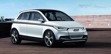 Audi to gets its own version of Volkswagen's UP!