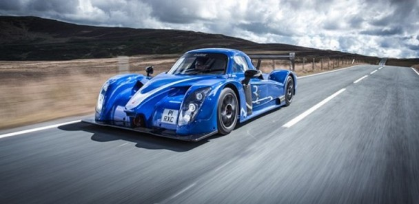 Radical RXC: Extreme Street Legal Race Car