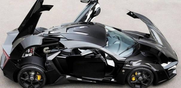 How Much Is Lykan Hypersport Race Car