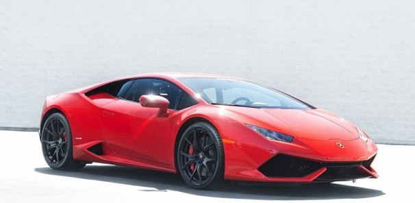 Vorsteiner Spices Up the Rosso Red Lamborghini Huracan