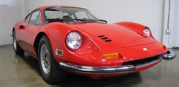 CarVerse Epic Find of the Day: Ferrari Dino 246 GT